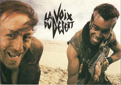 La voix du desert